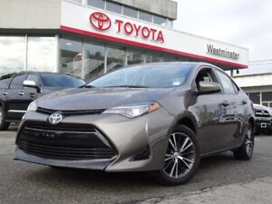 2017 Toyota Corolla Upgrade Package