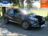 Renault Captur 1.5 dCi Dynamique MediaNav SUV**£0 TAX**NAV**BLUETOOTH**BLACK**