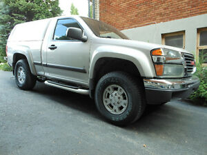 2006 GMC Canyon off road