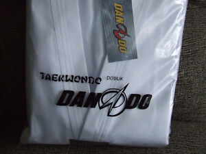 Tae Kwon Do High quality uniform!  NEVER USED.  NEVER OUT OF BAG