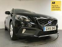 2015 15 VOLVO V40 1.6 D2 CROSS COUNTRY LUX 5D AUTO 113 BHP DIESEL