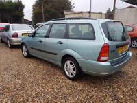 Ford Focus 1.8i 16v 2001.5MY Zetec, Full History & New CamBelt, Immaculate Car