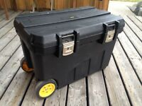 Stanley Mobile Tool Chest on wheels, large