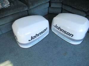 EVINRUDE, JOHNSON OUTBOARD ENGINE COVERS