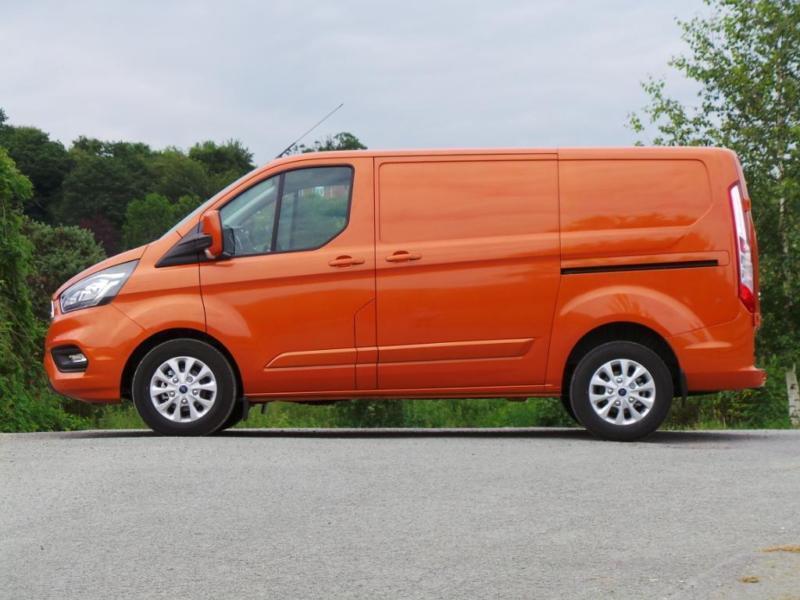 New Ford Transit Custom 280 L1h1 2 0tdci 130ps Limited Panel Van In Abercynon Rhondda Cynon Taf Gumtree