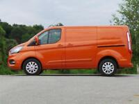 New Ford Transit Custom 280 L1H1 2.0TDCi 130PS Limited Panel Van