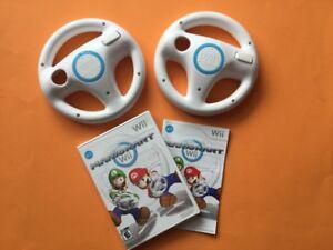 Mario Kart-40$  / volants Wii-10$ch