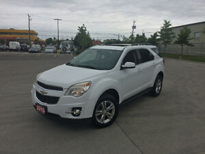 2010 Chevrolet Equinox, Sunroof, Auto, Low Km,3/Y Warranty avail