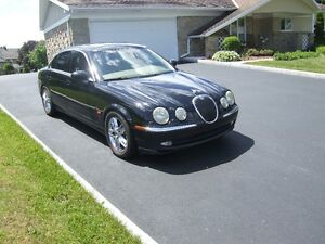 2003 Jaguar S-TYPE Berline