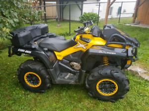 Can-Am Outlander XMR 650