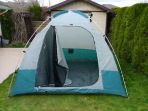 Three Person Tent ( Like New )