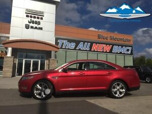 2011 Ford Taurus SHO  BLUETOOTH, LEATHER HEATED/COOLED, GPS