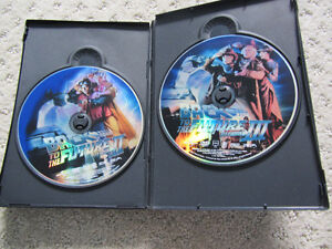 Back To The Future Trilogy on DVD Kitchener / Waterloo Kitchener Area image 3