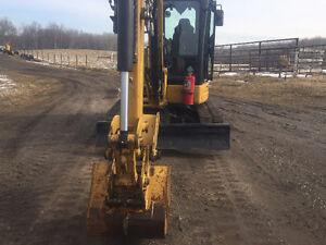 CAT 305.5E Excavator