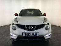 2013 NISSAN JUKE NISMO DIG-T 1 OWNER SERVICE HISTORY FINANCE PX WELCOME