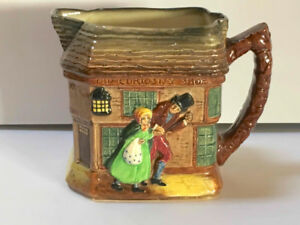 Royal Doulton - The Old Curiosity Shop Pitcher