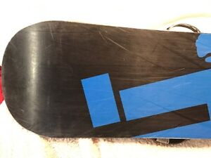 153' stepchild snowboard and Rome bindings for sale  Strathcona County Edmonton Area image 8
