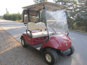 "2010 YAMAHA DRIVE ""GAS"" GOLF CART *FINANCING AVAIL. O.A.C. London Ontario image 7"