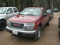 2004 GMC Canyon Pickup Truck 4X4 $4650!!!