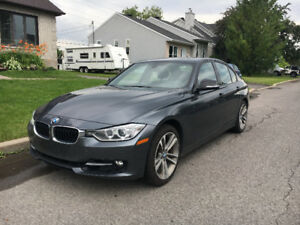 2015 BMW 3 Series 328i xDrive Sport Premium Connect Excess wear
