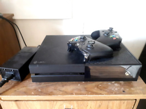 Xbox One (with games!)