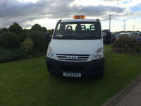 2008 08 Iveco Daily Car Transporter 2.3 Diesel White.
