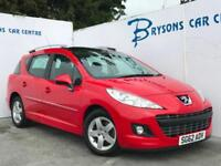 2013 62 Peugeot 207 SW 1.4 VTi 95 Active for sale in AYRSHIRE