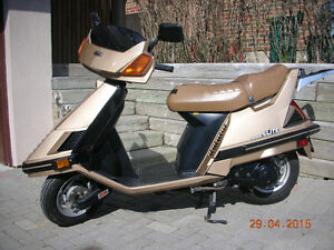 Honda Scooter 125cc - only 2000 kms