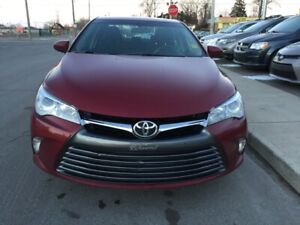 2015 Toyota Camry 4dr Sdn I4 Auto