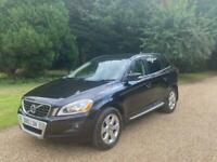 2010 (10) Volvo XC60 2.4d DRIVe SE with FULL Service History and a NEW MOT