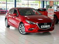 2017 Mazda 3 2.0 Sport Nav 5DR Hatch Petrol Hatch Petrol Manual