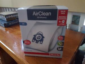 Miele C1 Vacuum bags - new box