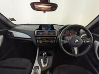 2017 BMW 116D M SPORT SAT NAV ALCANTARA SEATS £20 ROAD TAX 1 OWNER SVC HISTORY