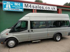 Ford Transit 460 15 Seat Wheel Chair Access Minibus