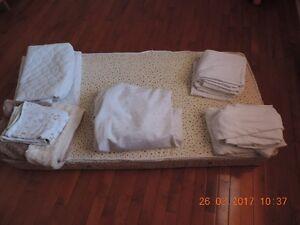 matelas pour bassinette , literie et plus( 3 photos)