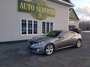 MONTH END CLEAR OUT!!! 2010 GENESIS TRACK 3.8LV6/6SPD...FINACING