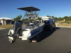 Custom Built Aluminium - New 4 Stroke Outboard Banksia Beach Caboolture Area Preview