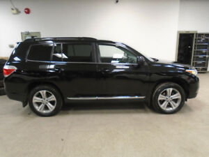 2012 TOYOTA HIGHLANDER 4X4! LEATHER! 1 OWNER! ONLY $19,900!!!!