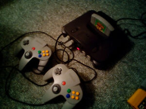 Nintendo 64 Package Deal - $200 - N64
