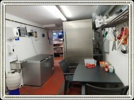 FISH & CHIP TAKEAWAY SHOP FOR SALE