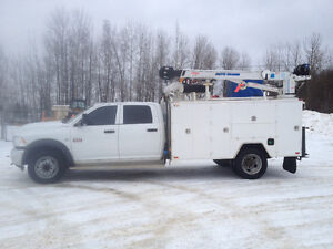 Service Truck for sale.