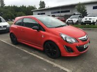 CORSA LIMITED 1.2 63 PLATE