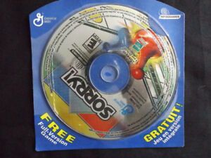 Sorry! English Version PC CD-ROM Game