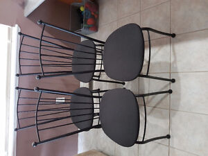 Set of ScanDesign Chairs