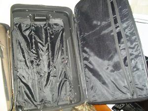3 piece millennium travelway luggage set