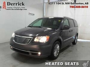 '16 Chrysler Town Country Dual Pwr Sliding Drs Touring-L 167 B/W