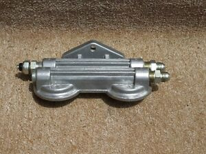 Dual Remote Oil Fliter Housing Kitchener / Waterloo Kitchener Area image 1