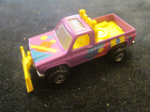 Hot Wheels  (Plow Truck)    1979