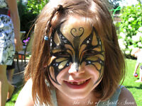 Children's Fantasy Face Painting