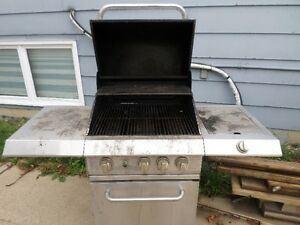 Grill Chef Stainless Steel BBQ